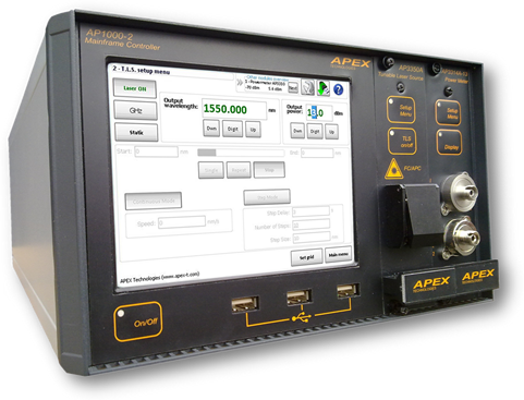 Optical MultiTest Platform AP1000-2