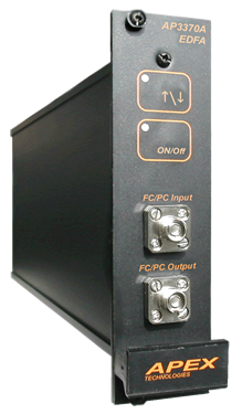 Optical amplifier EDFA