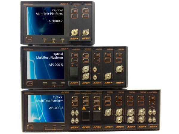 Optical Multitest Platform AP1000-2-5-8