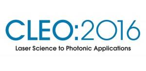 CLEO 2016 logo